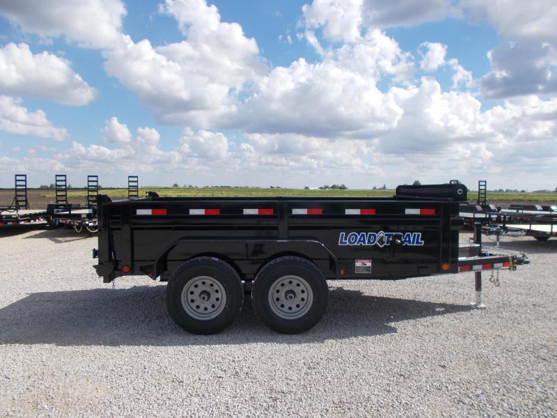 *NEW* Load Trail 6'X12' Dump trailer 9990 LB GVWR