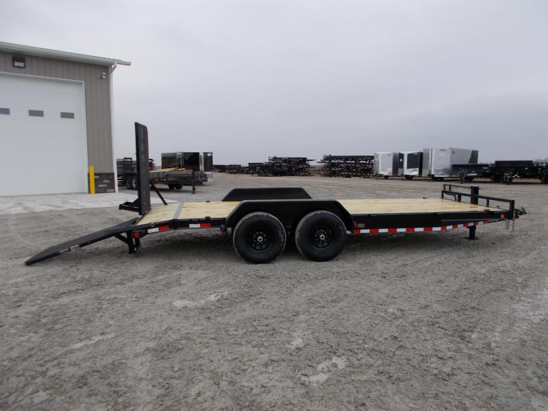 *NEW* Load Trail 83x20' Equipment Trailer 14K LB HD SPLIT GATE