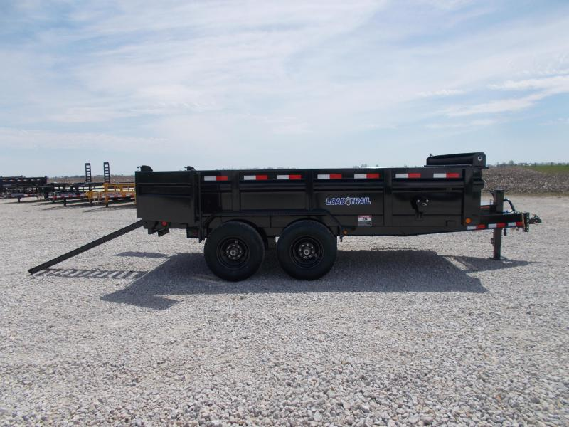 "LARGE SELECTION Load Trail 83""X14' Dump Trailer 14K LB"