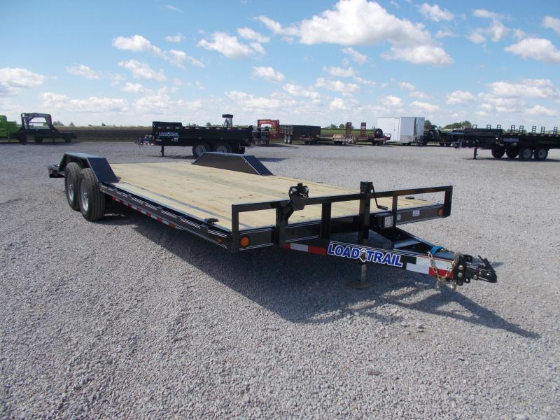*NEW** Load Trail 102X22' Buggy Hauler Equipment Trailer DRIVE OVER fenders