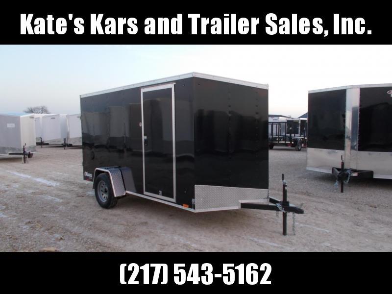 *NEW* 6X12 Enclosed cargo Trailer Cargo Express