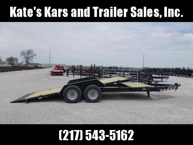 *NEW* Load Trail 83x20' Tilt 14K LB Flatbed 16+4 Trailer
