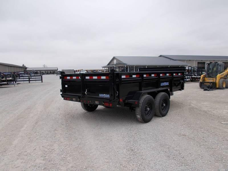 *NEW* Load Trail 14000 LB 83X14' Dump Box Trailer