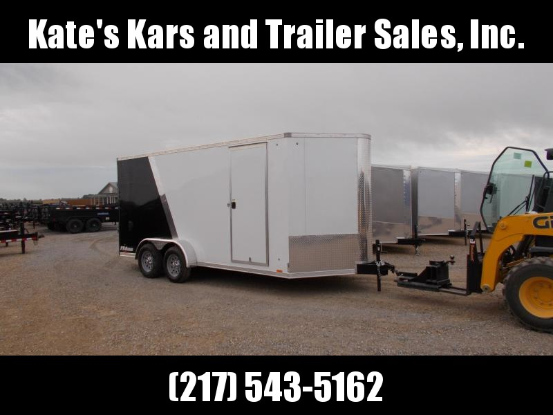 *NEW* HD PRO 7X16' EXTRA TALL Enclosed Cargo Trailer