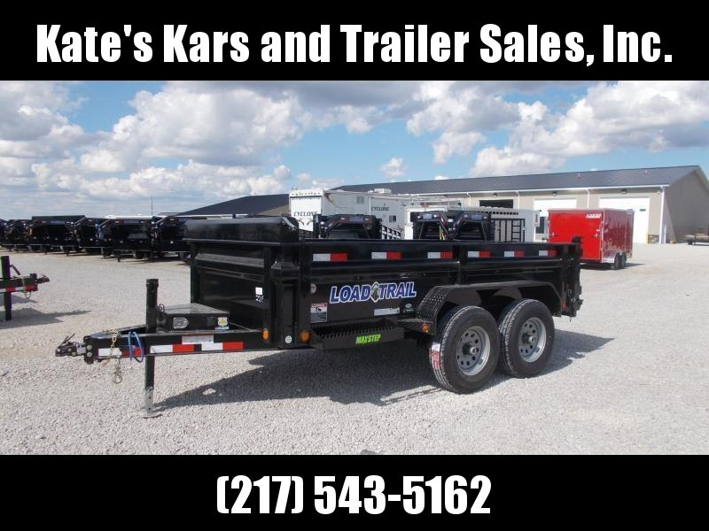 "*NEW* Load Trail 72""X12' Dump trailer 9990 LB GVWR"