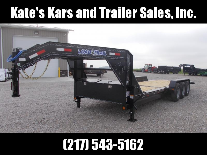 2019 Load Trail Triple Axle 83X24 Tilt Equipment Trailer
