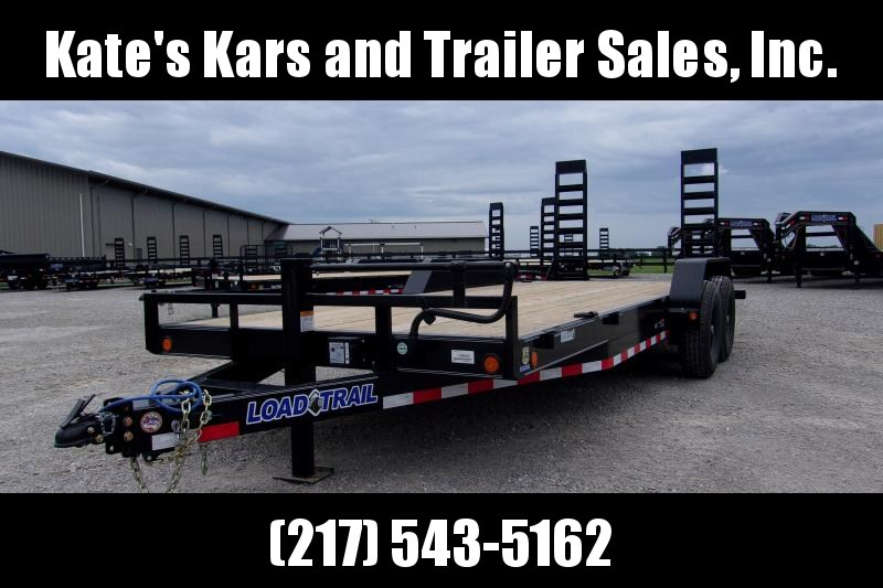 *NEW*  Load Trail 14000 LB 83X20' Flatbed  Equipment Trailer