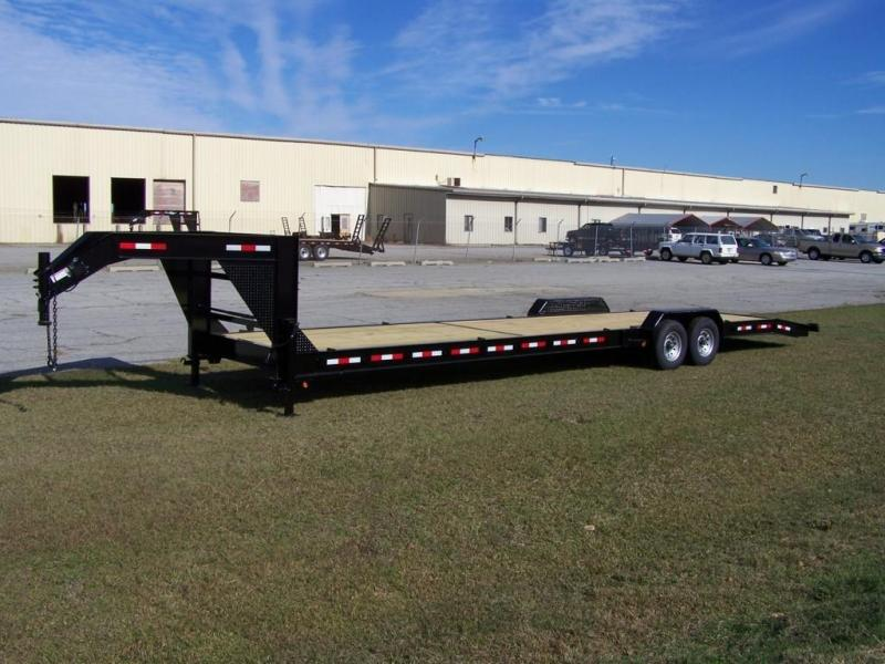 Used Gooseneck Car Hauler Trailers For Sale