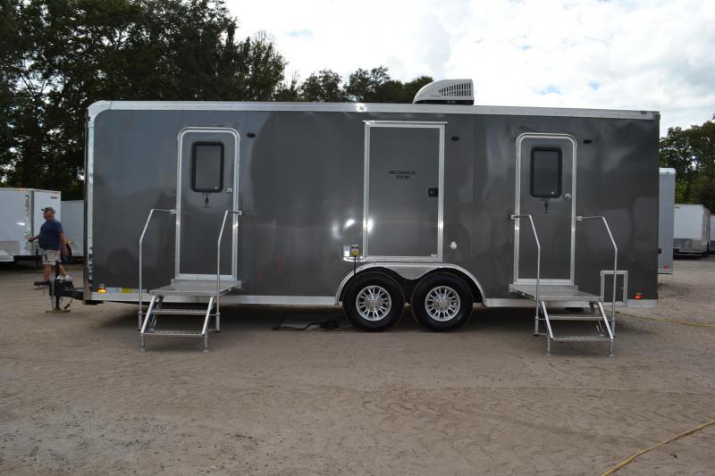 bathroom trailer rental 28 images three station