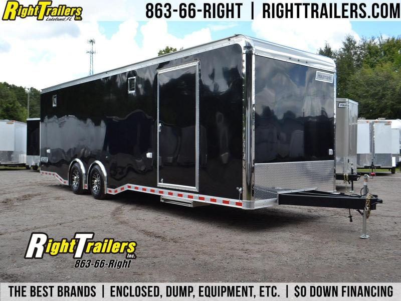8.5x30 Haulmark Edge | Race Car Trailer | Right Trailers | New And ...