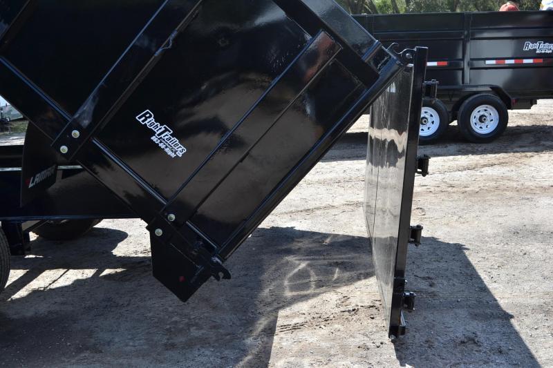 8.5x20 Lamar | Dump Trailer