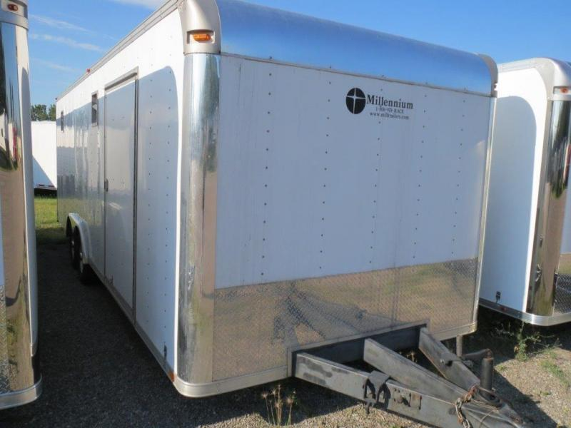 USED: 2007 8.5x24 Vintage Trailers | Race Car Trailer | Stacker ...