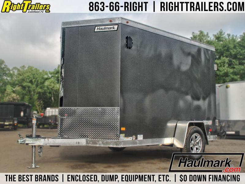 6x10 Haulmark ALX | Enclosed Trailer [Aluminum]