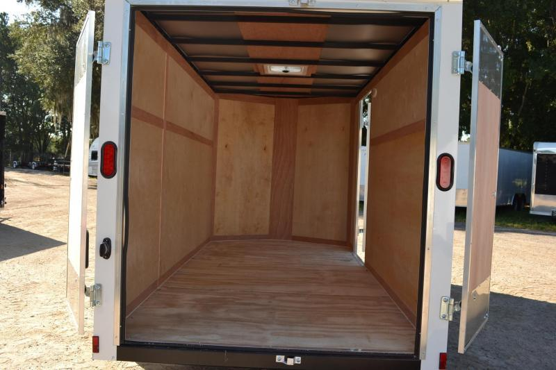 6x12 Continental Cargo | Enclosed Trailer [Barn Doors] & 6x12 Continental Cargo | Enclosed Trailer [Barn Doors] | Right ... Pezcame.Com