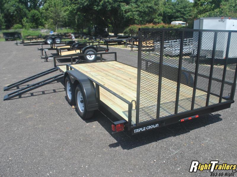 Atv Dealer Lakeland Fl >> New 2017 Triple Crown Equipment trailer in Lakeland, FL - TrailersMarket.com