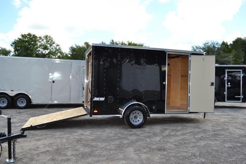 Atv Dealer Lakeland Fl >> 6x12 Pace American | Enclosed Trailer [Black]