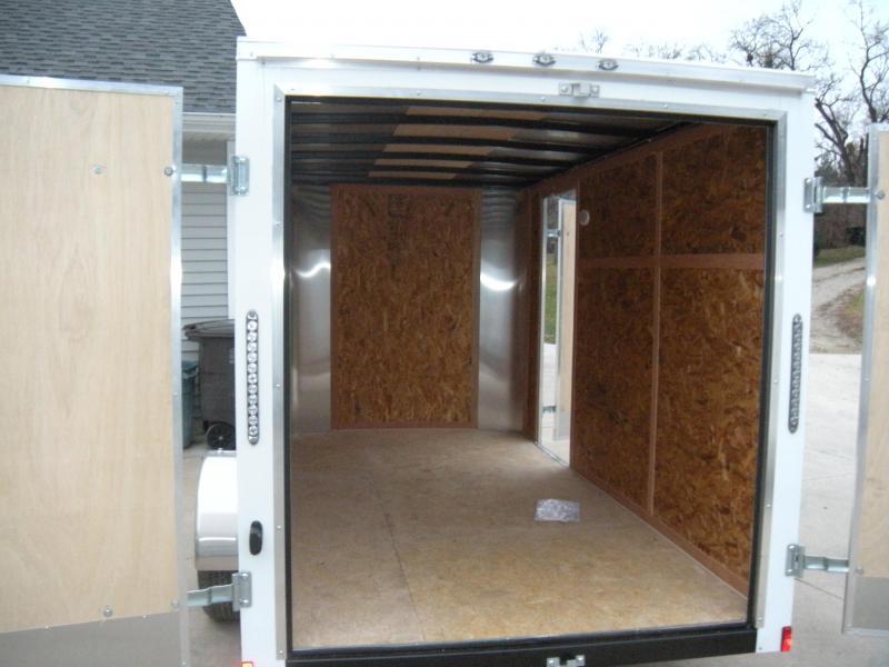 BRISTOL: 6x12 Continental Cargo | Enclosed Trailer [Barn Doors] & BRISTOL: 6x12 Continental Cargo | Enclosed Trailer [Barn Doors ... Pezcame.Com