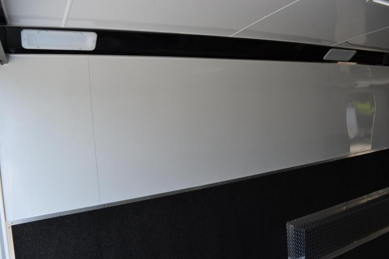 8.5x30 Haulmark EDGE Pro | Race Car Trailer