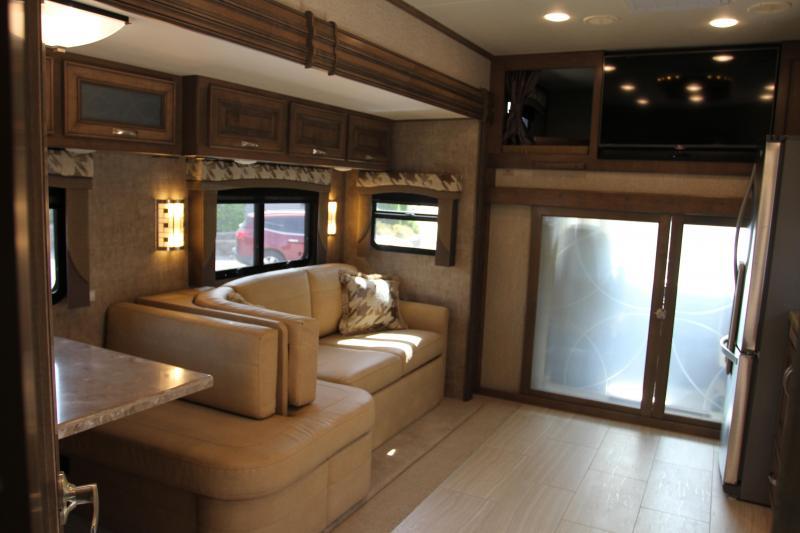 2017 Haulmark Motorcoach V45MG Class C RV