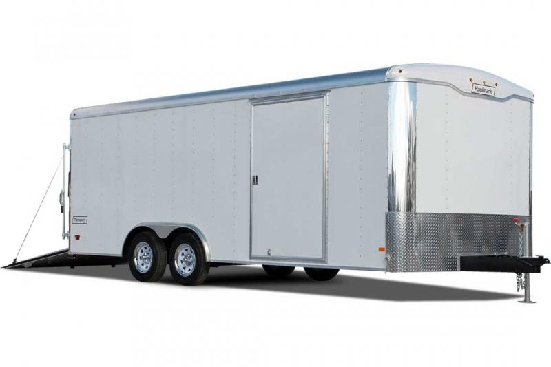 2017 Haulmark TST85X24WT2 Car / Racing Trailer