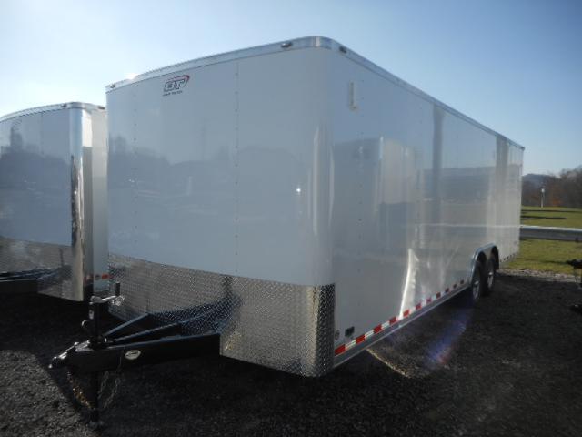 2018 Bravo Trailers SC8524TA3 Enclosed Cargo Trailer