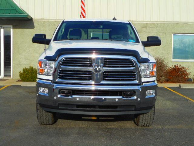 2016 Dodge Ram 3500 Big Horn Heavy Duty 4-Door Crew Truck