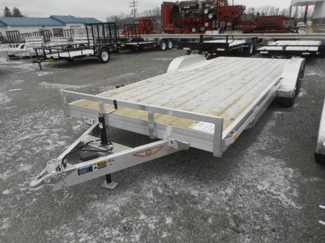 2018 H and H Trailer 82x18 7k