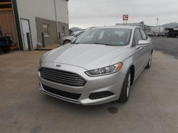2014 Ford Fusion SE 4-door with 67305 miles
