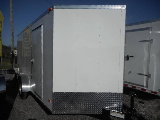 2018 Bravo Trailers HR714TA2 Enclosed Cargo Trailer