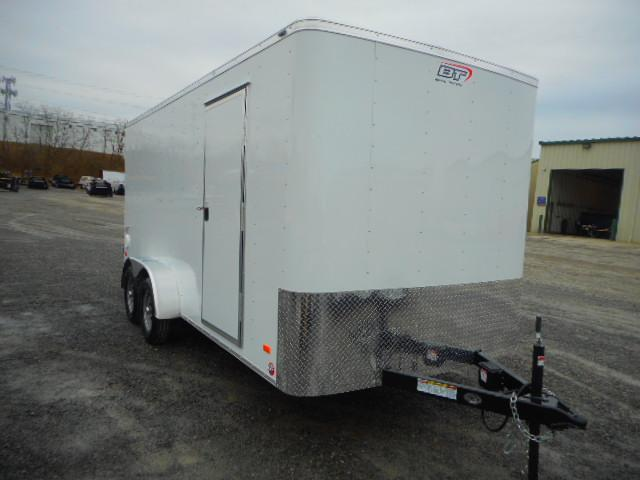 2018 Bravo Trailers 7x16 Scout with Barn Doors