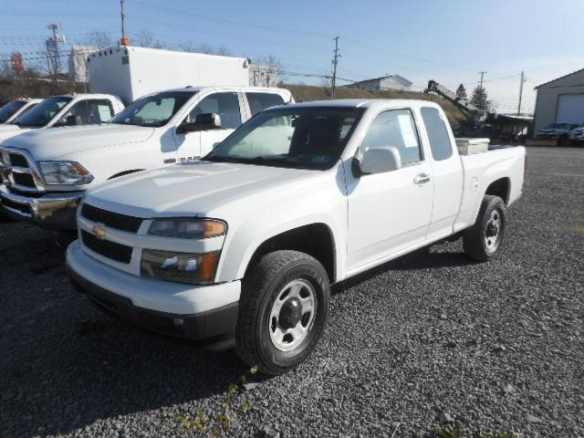 2012 Chevrolet Colorado Extended Cab 4X4 Truck with 123700 miles