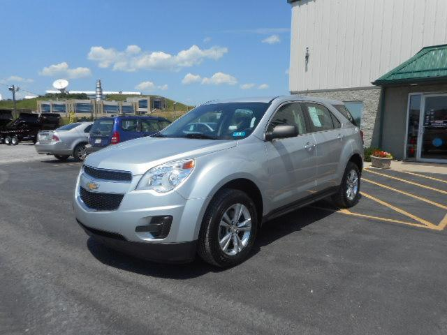 2015 Chevrolet Equinox with 55325 miles