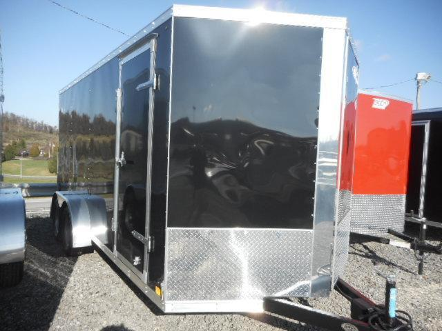 2018 Cross Trailers 716TA-ALPHA Enclosed Cargo Trailer