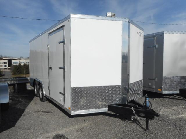 2018 Cross Trailers 816TA-ALPHA Enclosed Cargo Trailer