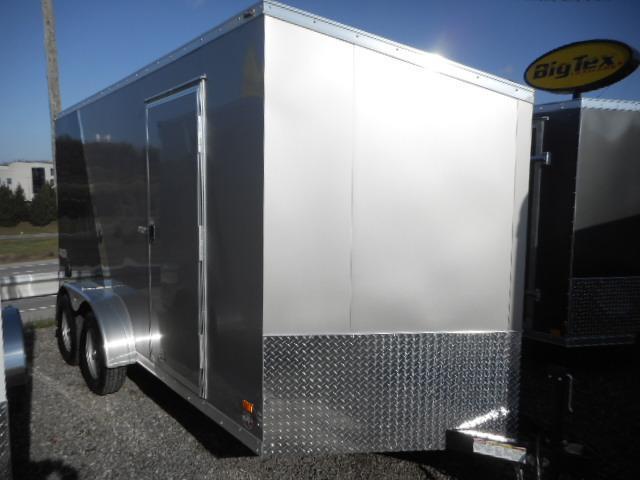 2018 Bravo Trailers SC714SA Enclosed Cargo Trailer