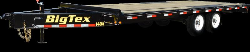 2018 Big Tex Trailer 14OA 8.6x20 Flat Deck