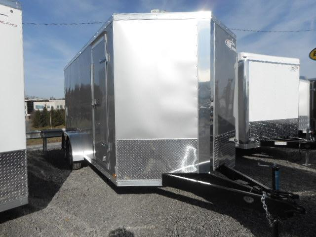 2018 Cross Trailers 716TA-APHA Enclosed Cargo Trailer