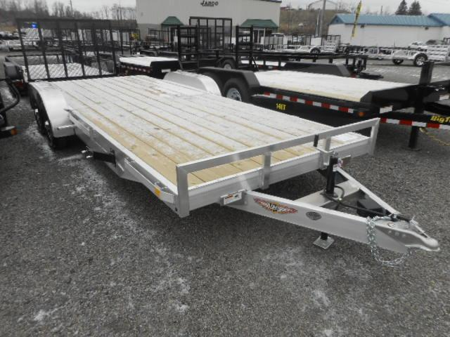 2018 H and H Trailer H8218HDA-070