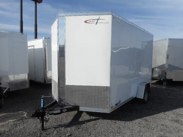 2018 Cross Trailers 712SA-ALPHA Enclosed Cargo Trailer
