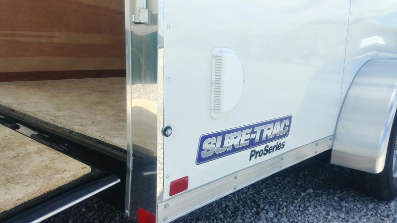 2018 Sure-Trac 7 x 16 Pro Series Wedge Cargo TA 10K