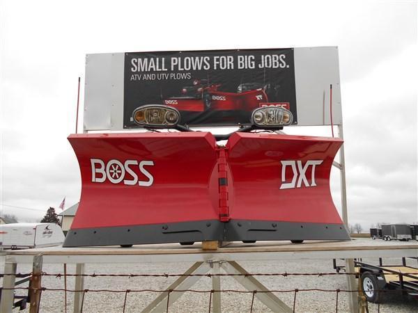 "9'2"" Boss DXT Plow"