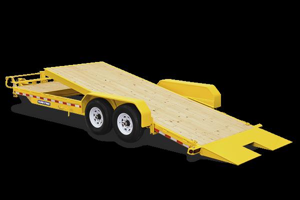 2018 Sure-Trac 7 x 18 Tilt Bed Equipment 14k Black