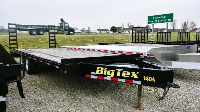 2015 Big Tex 8.5 x 18+4 Deckover 14K