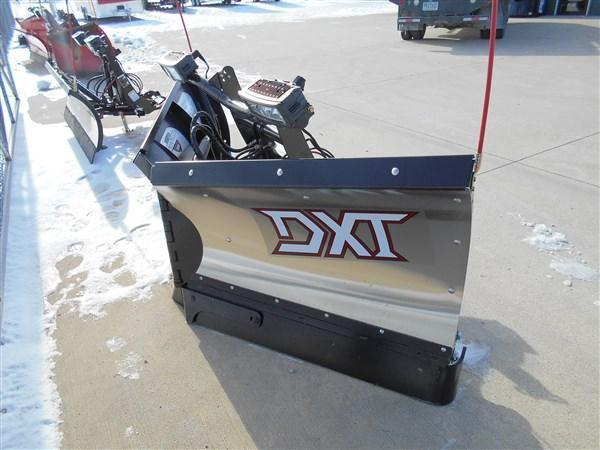 """8'2"""" Boss DXT Stainless Plow"""