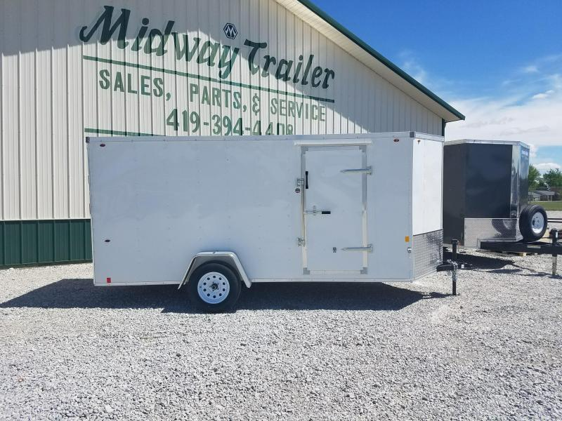 Interstate 6X14 V-Nose Enclosed Cargo Trailer