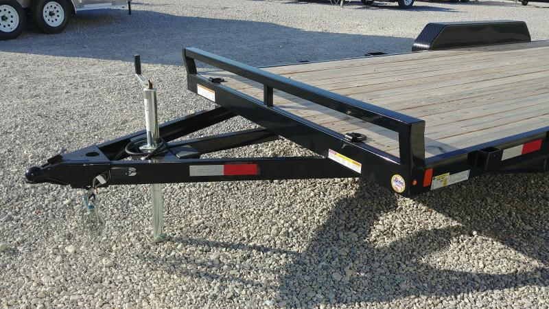 2017 Sure Trac 7x20 7k Car Hauler Midway Trailers Trailers In