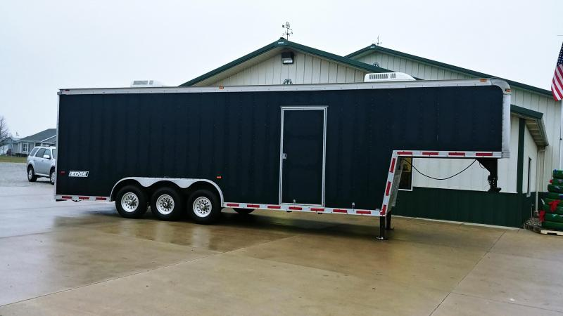 2002 Haulmark 8.5x32 Edge Enclosed Cargo Trailer