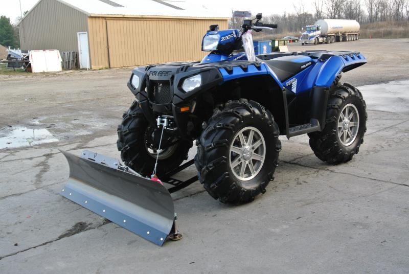 2014 Polaris Sportsman 850 XP EPS ATV 4X4 #2015