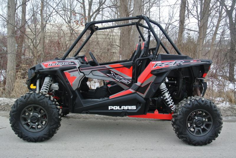 2017 POLARIS RZR XP 1000 (ELECTRIC POWER STEERING)  #7579