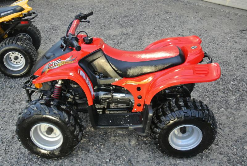2005 Can Am DS 90 Youth ATV Kids